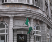 A Visit to the Nigeria High Commission