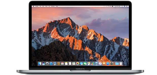Macbook Pro 13-inch Retina Display With 3 External Monitors